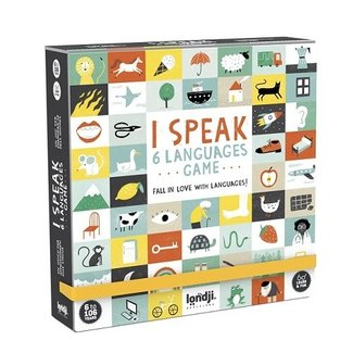 Game - I Speak 6 Languages