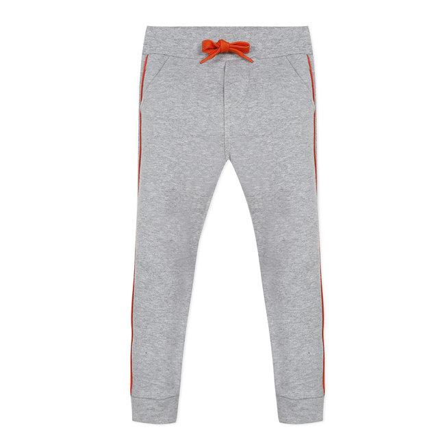 Boy's marl fleece neo-joggers
