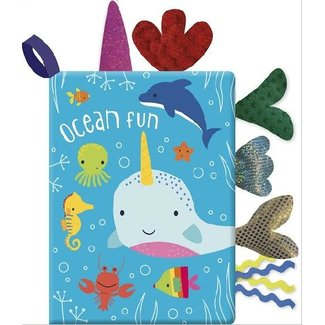 Make Believe Ideas Ocean Fun - Cloth Book