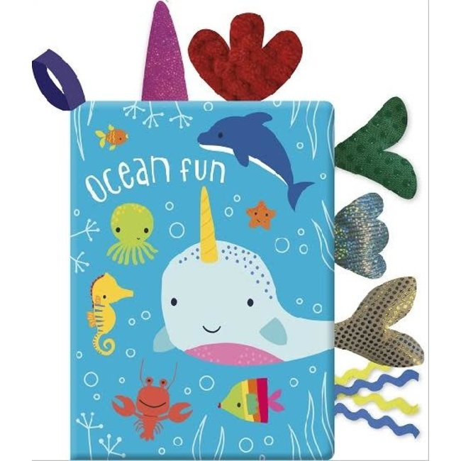 Ocean Fun - Cloth Book