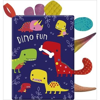 Make Believe Ideas Dino Fun - Cloth Book