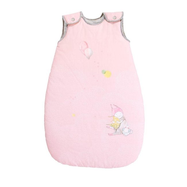 MOULIN ROTY Baby sleeping bag Pink