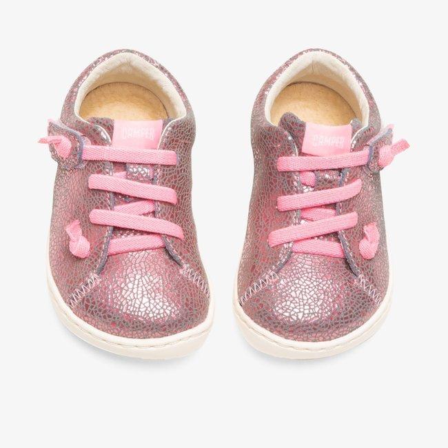 Peu First Walker (Shining Pink)