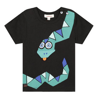 Baby boy's T-shirt with 3D motif