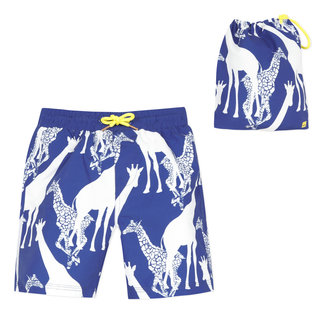 CATIMINI Boy's printed swim shorts