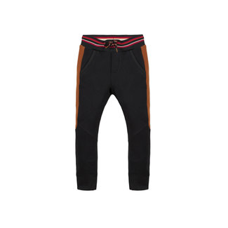 Boy's two-tone fleece neo-joggers
