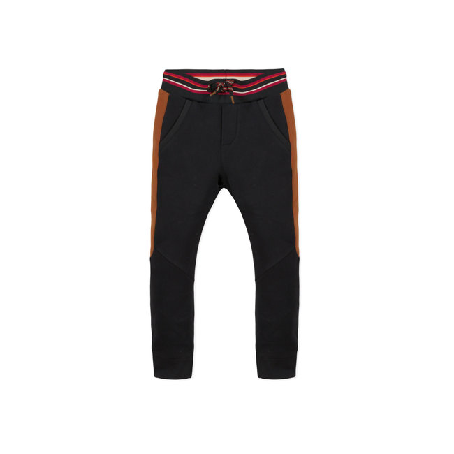 CATIMINI Boy's two-tone fleece neo-joggers