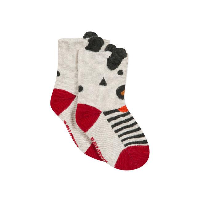 Baby boys' jacquard socks