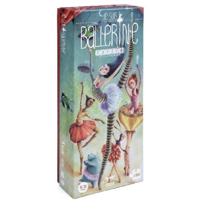 Puzzle- Je Suis Ballerine