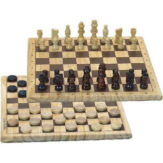 Game - Chess and Checkers By jeujura