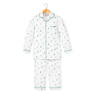 Petite Plume Evergreen Pajama Set