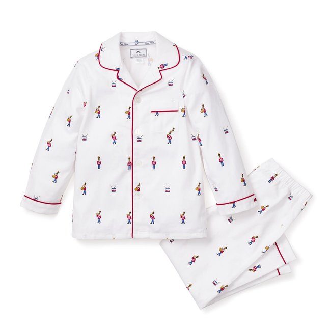 Petite Plume Toy Soldier Pajama Set