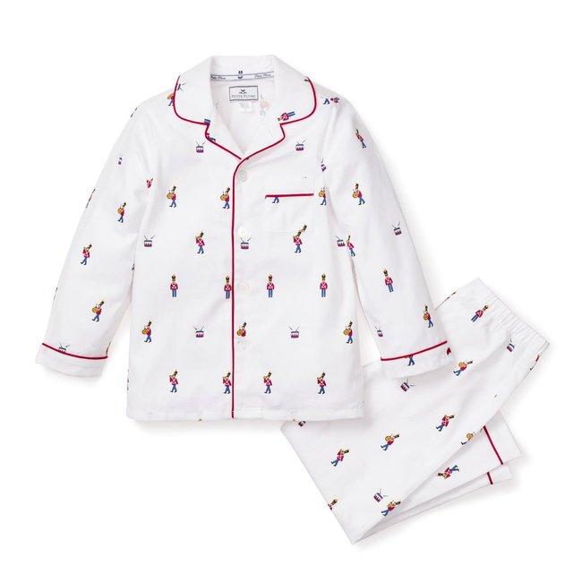 Petite Plume Toy Soldier Pajama Set