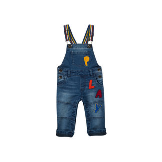 CATIMINI Baby boys' denim dungarees