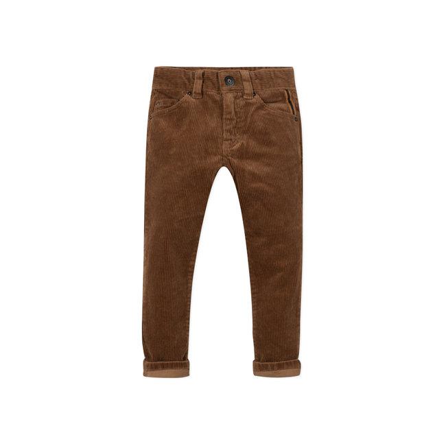 CATIMINI Boys' puebla velvet trousers