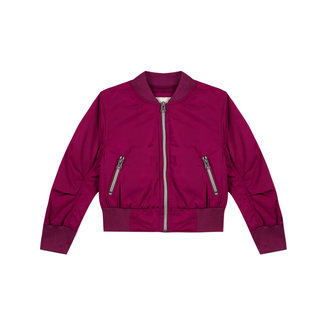 CATIMINI Girls' bomber jacket with embroidered back