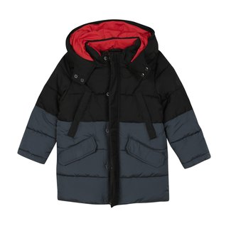CATIMINI Boy's two-tone coated puffa jacket