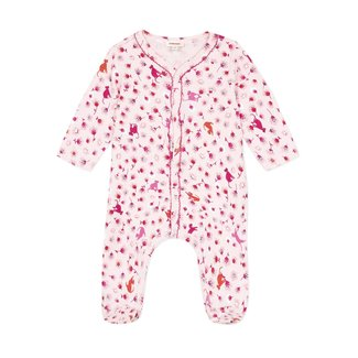CATIMINI Baby girls' fine ribbed pyjamas