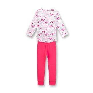 SANETTA Girl's long pajamas Pink Horse-Power