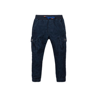 CATIMINI Boys' two-tone corduroy joggers