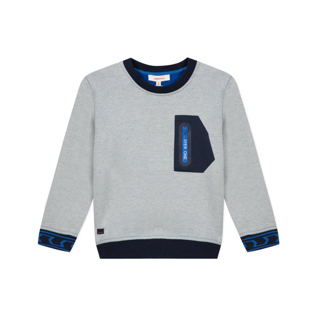 CATIMINI Boys' fleece sweatshirt