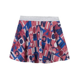 CATIMINI Girl's multicoloured Swiss skirt