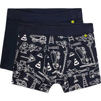 SANETTA Boy's Shorts Doppelpack (Pack of 2)