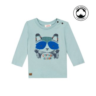 CATIMINI Baby boy's jersey T-shirt with motif
