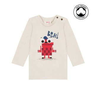 CATIMINI Baby boys' jersey T-shirt with playful motif