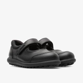 CAMPER Pelotas Black Ballerina Shoe