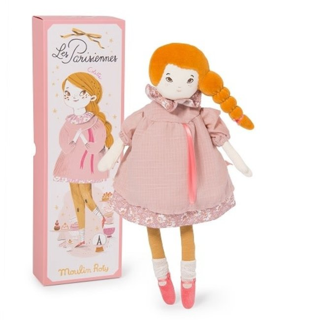 MOULIN ROTY Parisiennes - Mademoiselle Colette doll