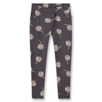 SANETTA Girls trousers dark gray
