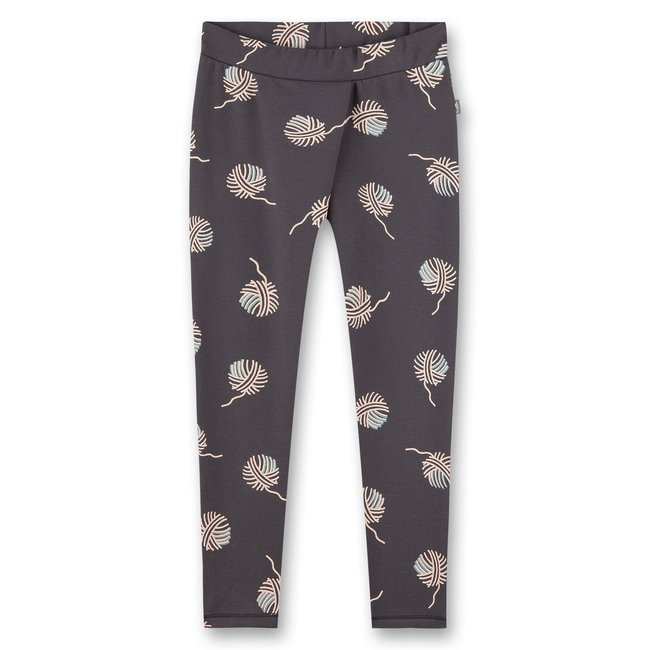 SANETTA Girls trousers dark gray