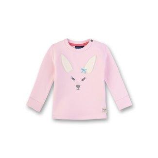 SANETTA Baby girls sweatshirt wild rose