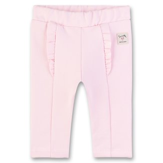 SANETTA Baby girls sweatpants wild rose