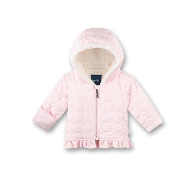 SANETTA Baby girls outdoorjacket rosa