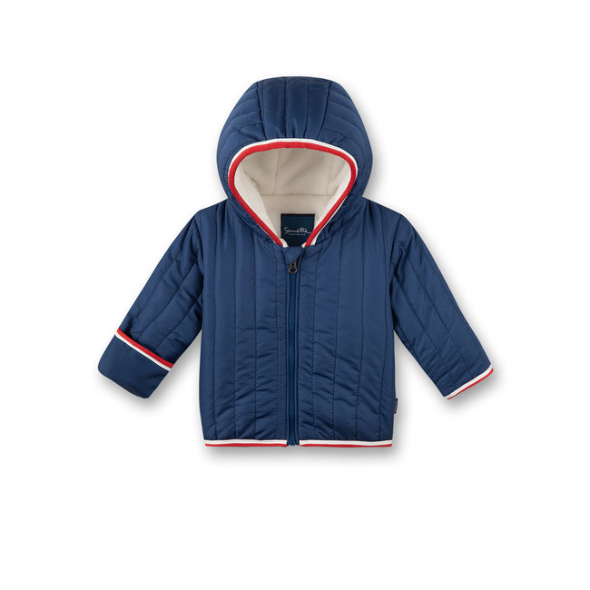 SANETTA Baby boyrs outdoor jacket blue