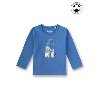 SANETTA Baby boys shirt delft