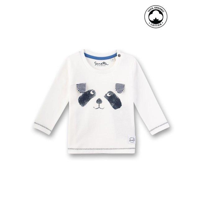 SANETTA Baby boys shirt ivory (kidswear)