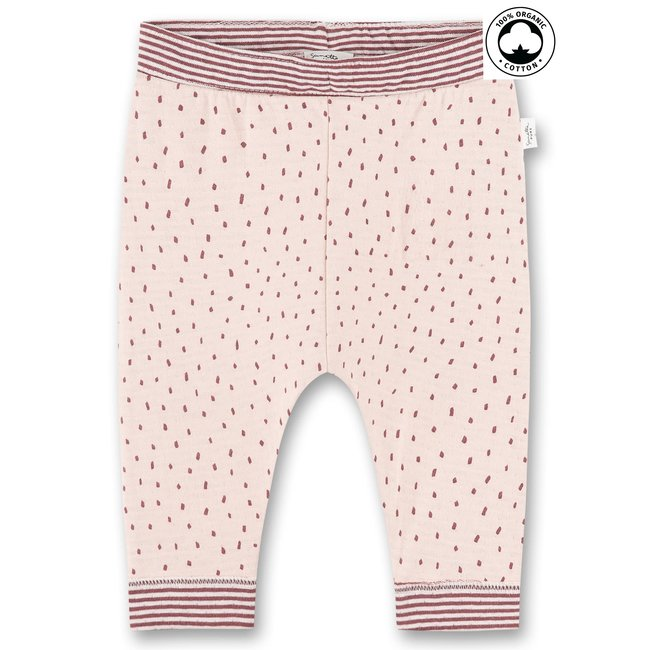 SANETTA Baby girls pants pink
