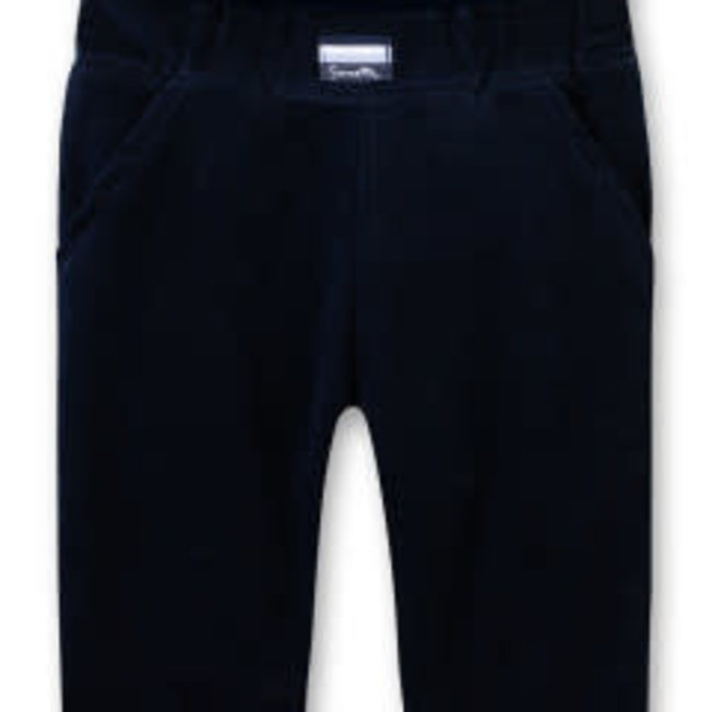 SANETTA Baby boys pants deep blue