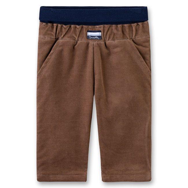 SANETTA Baby boys pants cashew