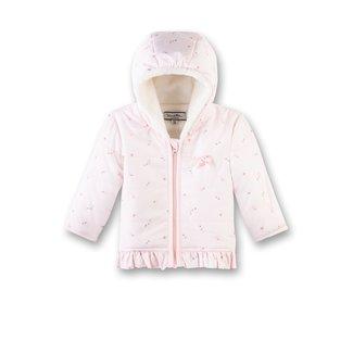 SANETTA Baby girls outdoorjacket hellrosa
