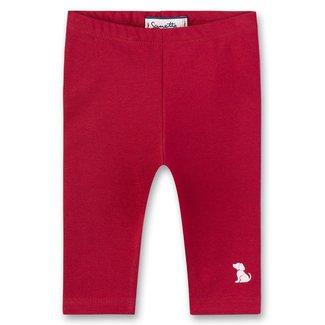 SANETTA Baby girls leggings rosso