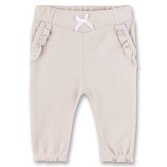 SANETTA Baby girls pants grey