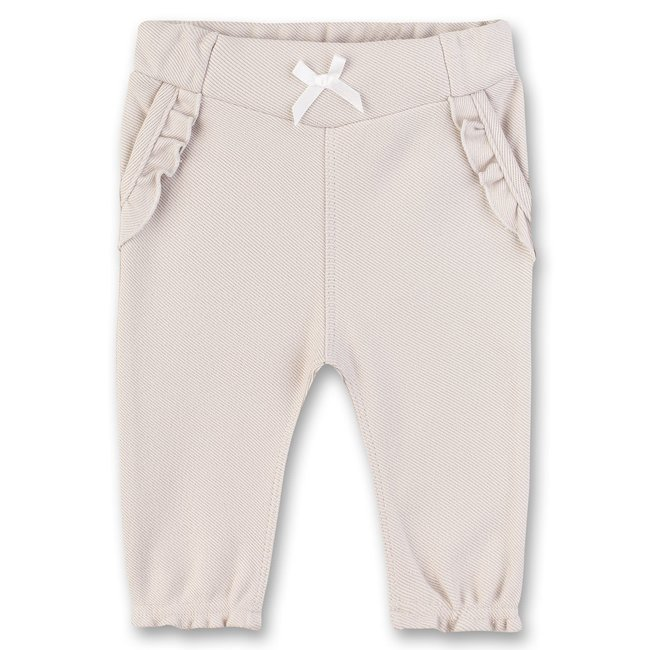 SANETTA Baby girls pants grey