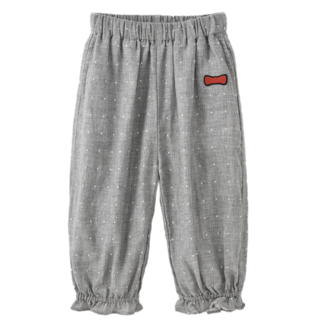 CATIMINI Baby girl's grey trousers