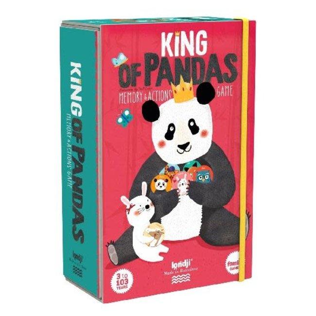 Memory Game - King of Pandas