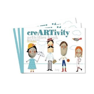 Activities Book - Creartivity