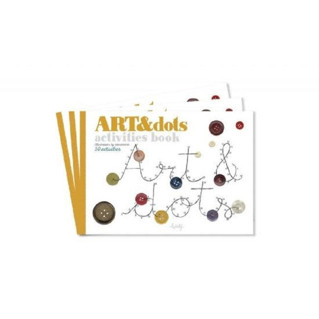 Activities Book - ART&Dots